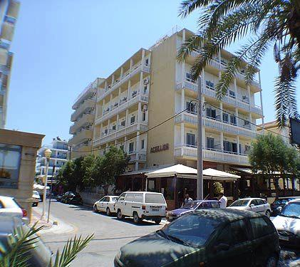 Photo 1 - Achillion Hotel Rhodes