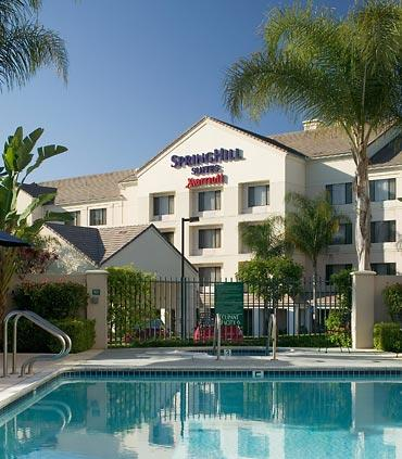 Photo 1 - SpringHill Suites Pasadena Arcadia