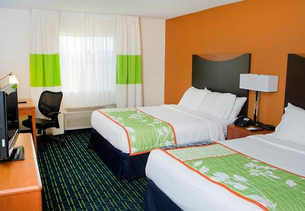 Photo 2 - Fairfield Inn Champaign