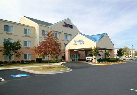 Photo 2 - Fairfield Inn Savannah Airport
