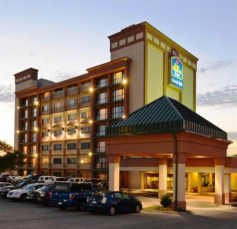 Photo 1 - Best Western Kelly Inn Omaha