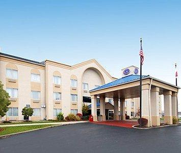 Photo 1 - Comfort Suites Fort Wayne
