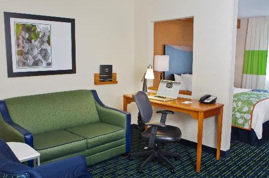 Photo 1 - Fairfield Inn & Suites Memphis East
