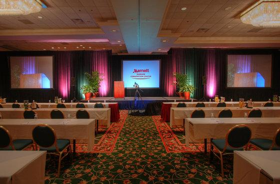 Photo 3 - Marriott Hotel Convention Center Durham (North Carolina)