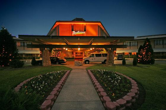 Photo 2 Radisson Hotel Research Triangle Park Durham North Carolina
