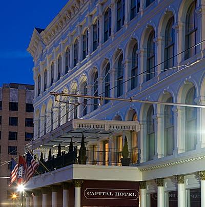 Photo 1 - The Capital Hotel