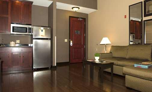 Photo 3 - Homewood Suites by Hilton Indianapolis At The Crossing