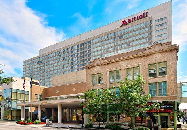 Photo 1 - Marriott Louisville Downtown