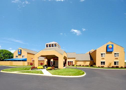 Photo 1 - Comfort Inn & Suites Knoxville