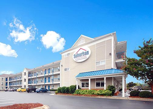 Photo 1 - Suburban Extended Stay Hotel Fayetteville