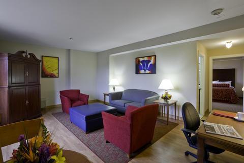 Commonwealth Park Suites Hotel 901 Bank Street Richmond VA US