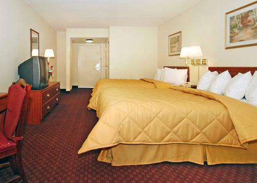 Photo 2 - Comfort Inn & Suites Shallowford Village Chattanooga