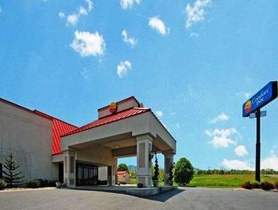 Photo 1 - Comfort Inn Newport (Tennessee)