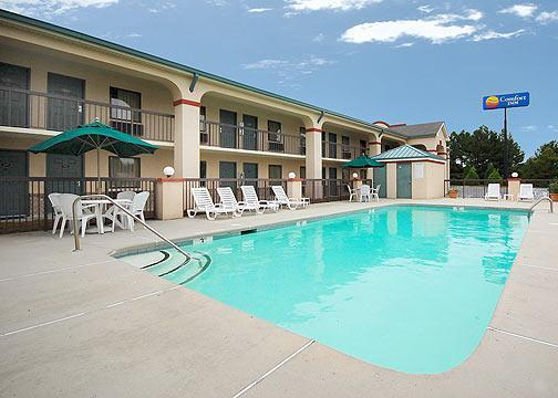 Clarion Hotel In Downtown Columbia Sc
