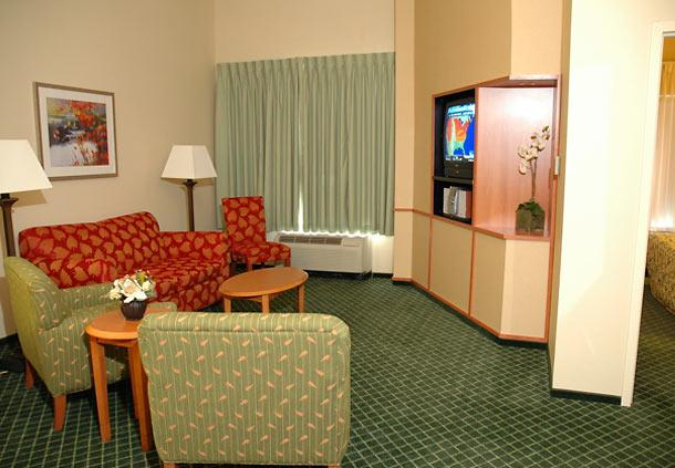 Photo 3 - Fairfield Inn & Suites Winchester