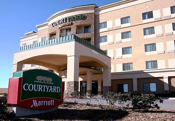 Photo 1 - Courtyard by Marriott Midland Odessa