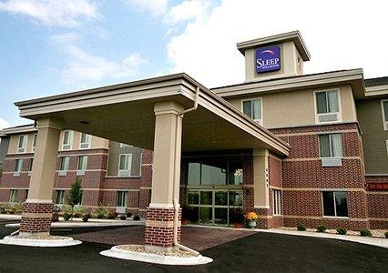 Photo 1 - Sleep Inn & Suites Madison