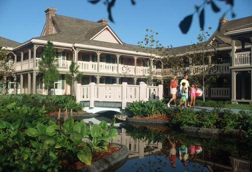 Photo 1 - Disney's Port Orleans Resort - Riverside