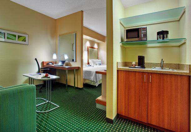 Photo 3 - Springhill Suites Baton Rouge North Airport