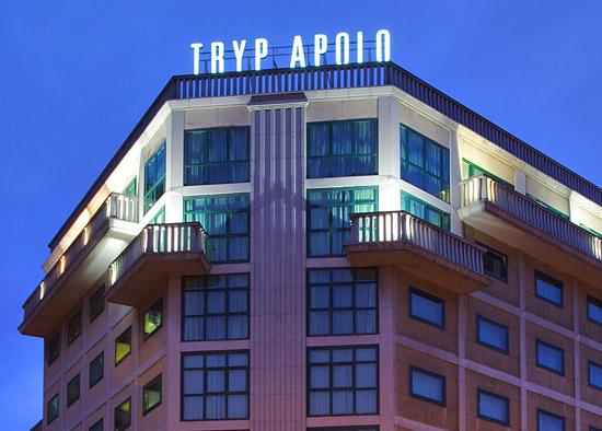 Photo 1 - Tryp Barcelona Apolo