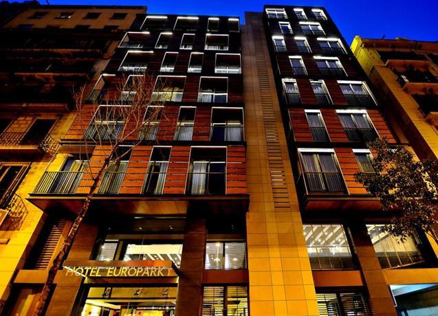 Photo 1 - Europark Hotel Barcelona