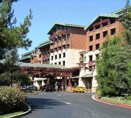 Photo 1 - Disney's Grand Californian Hotel and Spa