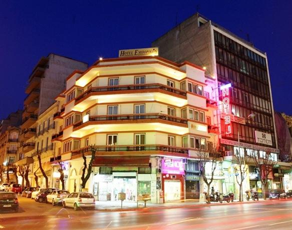 Photo 1 - Emporikon Hotel Thessaloniki