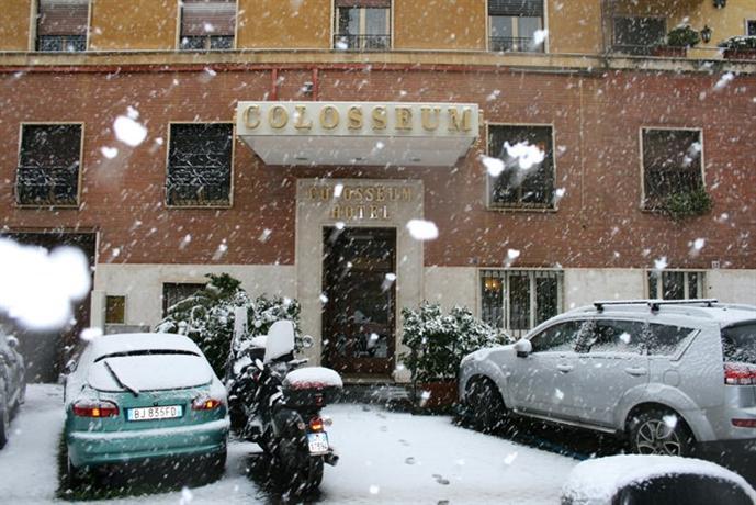 Photo 3 - Hotel Colosseum Rome