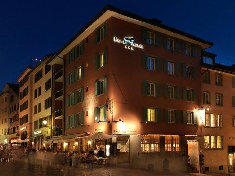Photo 2 - Adler Hotel Zurich