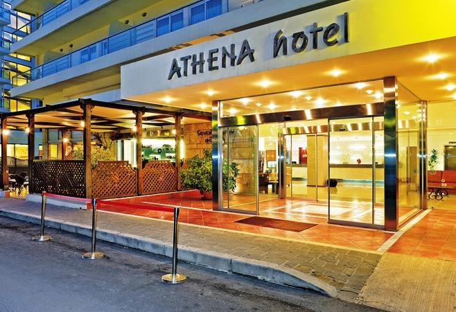 Photo 1 - Athena Hotel Rhodes