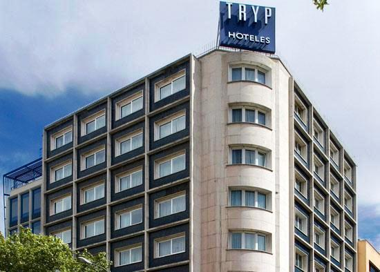 Photo 1 - Tryp Madrid Chamberi Hotel