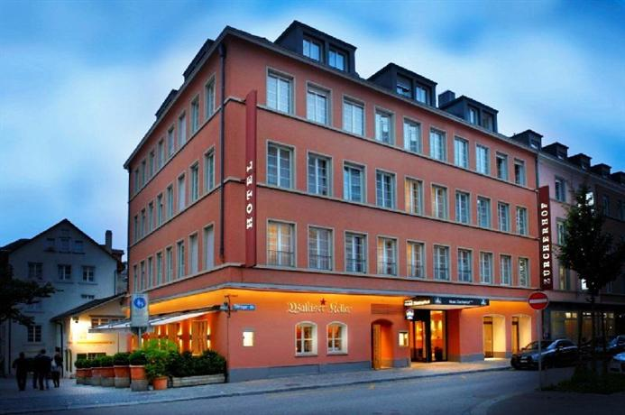 Photo 1 - BEST WESTERN Hotel Zurcherhof