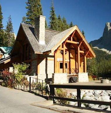 Photo 1 - Emerald Lake Lodge