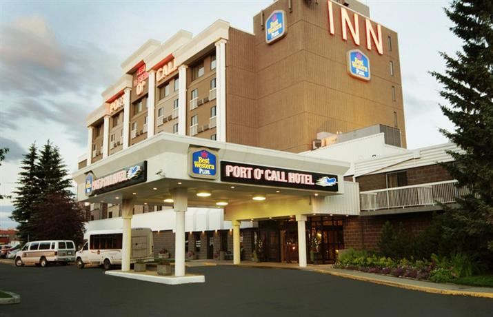 Photo 1 - BEST WESTERN Port O'Call Hotel