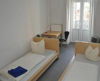 Photo 2 - A Bed Privatzimmer Dresden Nichtraucherpension