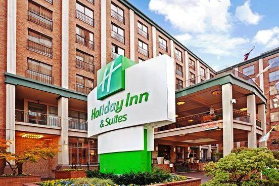 Photo 1 - Holiday Inn Hotel & Suites Vancouver Downtown