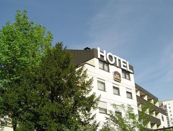 Photo 1 - Best Western Hotel Stuttgart 21