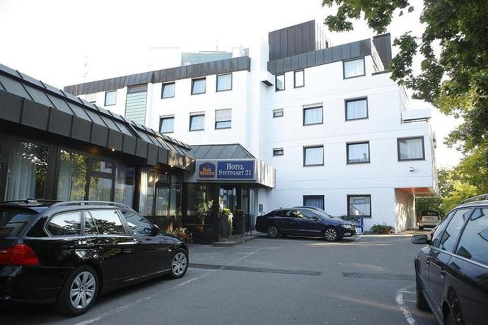 Photo 2 - Best Western Hotel Stuttgart 21
