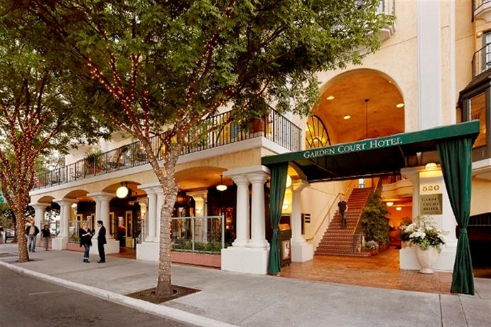 Photo 3 - Garden Court Hotel Palo Alto