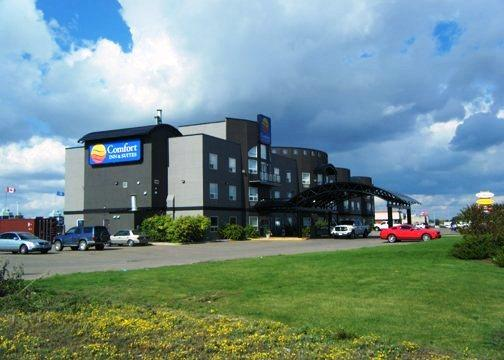 Photo 1 - Comfort Inn & Suites Medicine Hat