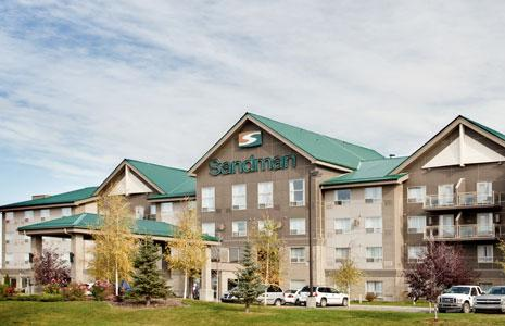 Photo 1 - Sandman Hotel & Suites Calgary West