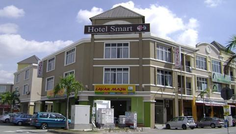 Smart Hotel Shah Alam Seksyen 15 No 23 Jalan Tukul P15 P City Center MY