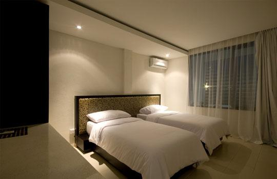 Room photo 31 from hotel Dennys Homestay Legian Bali