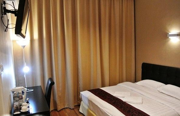 Premier Inn Hotel, Lot 9, Block C, Hsiang Garden, Leila Road