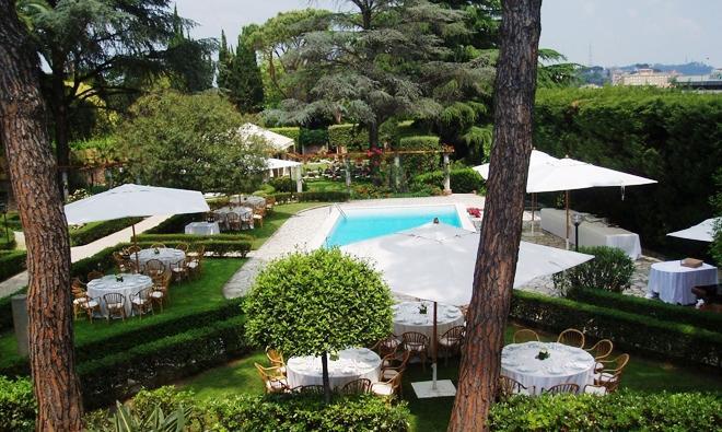 Photo 2 - Casale dei Cedri Resort Rome