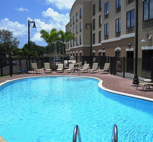 Photo 1 - Holiday Inn Express & Suites Tampa USF-Busch Gardens