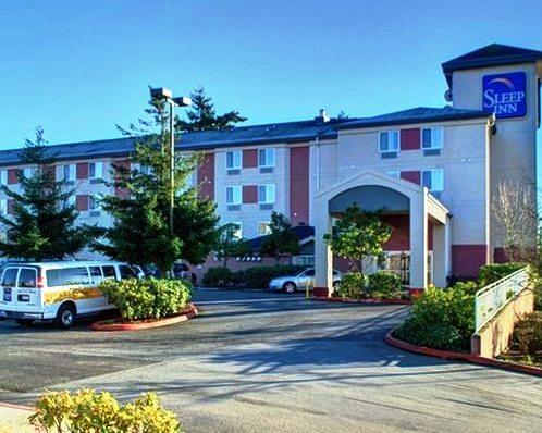 Photo 1 - Sleep Inn SeaTac Airport