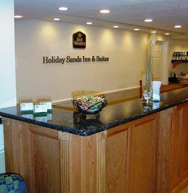 Photo 1 - Best Western Plus Holiday Sands Inn & Suites