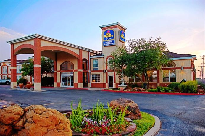 Photo 2 - BEST WESTERN Lubbock Windsor Inn