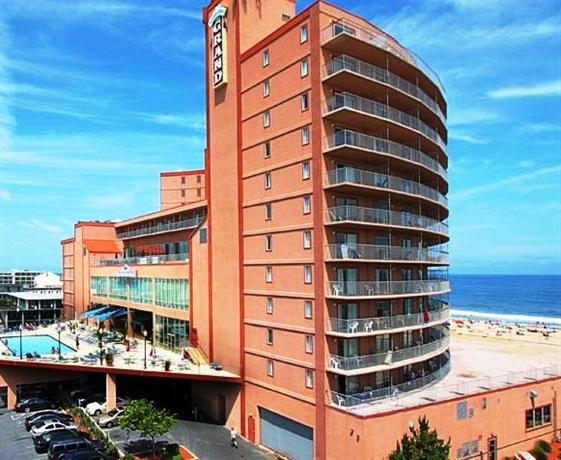 Grand Hotel Ocean City 2100 N Baltimore Ave Ocean City Md Us